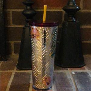 Starbucks Other - Starbucks Gold foil cup